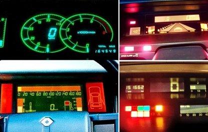 80'li yıllara damgasını vuran otomobil konsolları