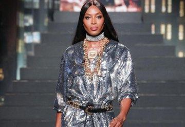 Yılın Moda İkonu: Naomi Campbell