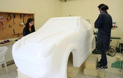 Üniversitelilerin el emeği göz nuru elektromobil: Ayvaz