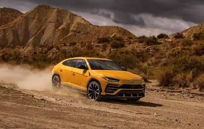 Çinliler Lamborghini Urus'u kopyaladı