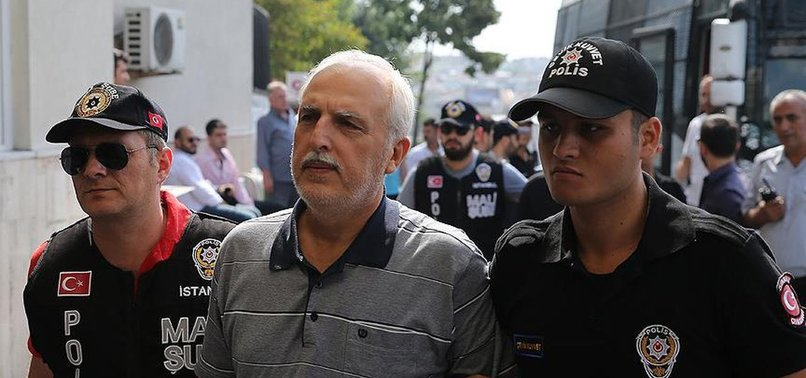 FORMER ISTANBUL GOVERNOR MUTLU APPEARS IN FETO HEARING