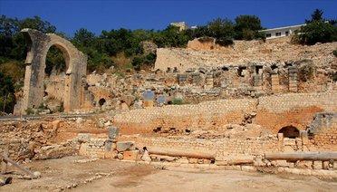Mersindeki Antik Kentte Yeni Dönem Kazı Çalışmaları Başladı