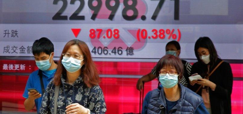 GLOBAL STOCKS RALLY ON HOPES OF CORONAVIRUS SLOWDOWN