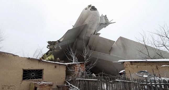 Flugzeugabsturz in Kirgisistan: 37 Tote