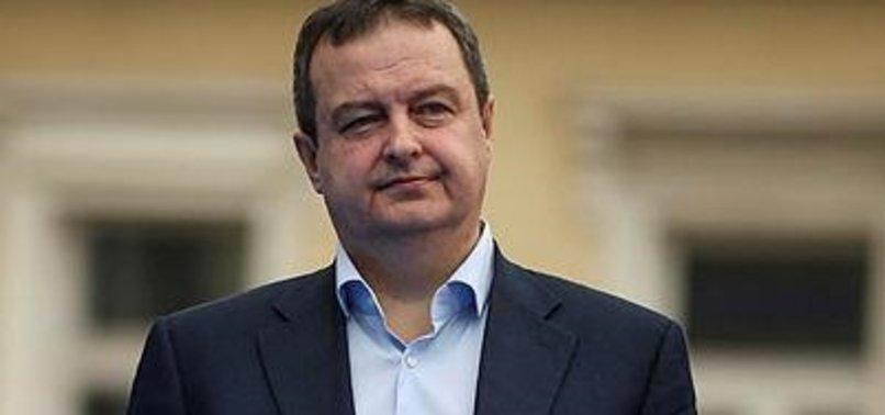 TENSIONS RISE BETWEEN SERBIA, UKRAINE OVER MERCENARIES