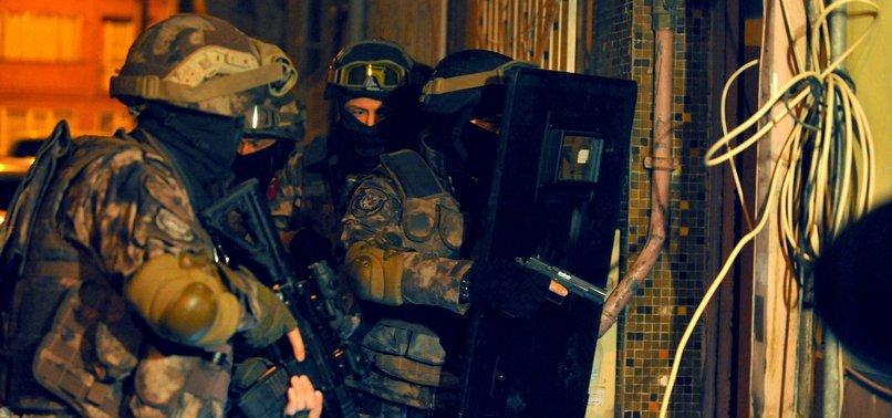 DAESHS RAQQA KADI ARRESTED IN COUNTERTERRORISM OP IN ISTANBUL