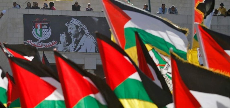 PALESTINIANS MARK ANOTHER INDEPENDENCE DAY UNDER ISRAELI OCCUPATION