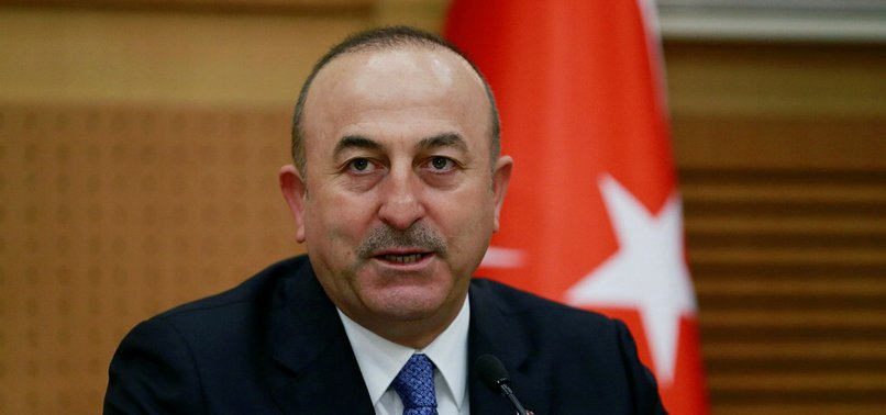 ANTI-DAESH COALITION NEEDS UNITY OF PURPOSE: TURKISH FM