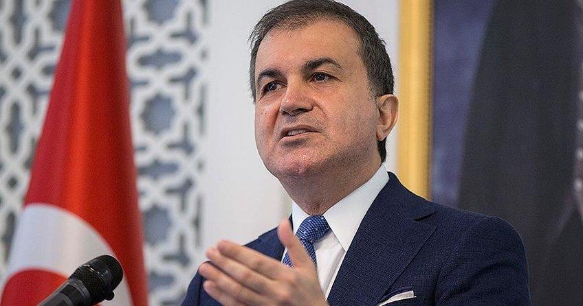 AB Bakanı Çelik'ten İsrail'e tepki