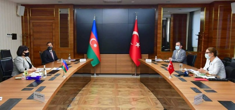 TURKEY, AZERBAIJAN AIM TO SIGN FREE TRADE DEAL