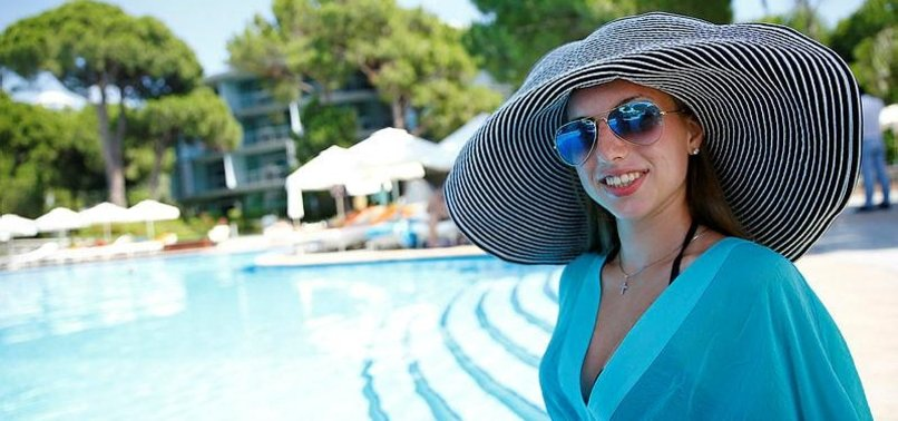 TURKEY WELCOMES 1.46M FOREIGN VISITORS IN JANUARY