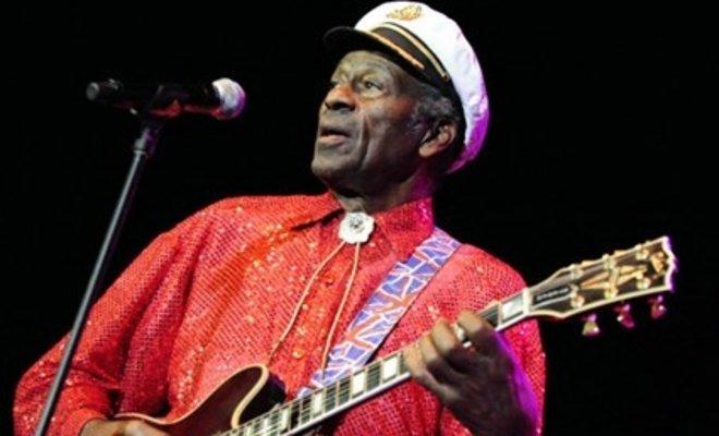 Ölümünün ardından yayınlanan ilk Chuck Berry şarkısı: Big Boys