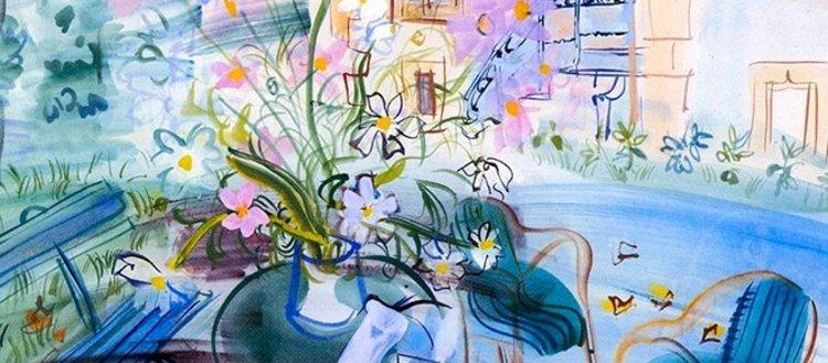 Fovizm akımında Raoul Dufy etkisi