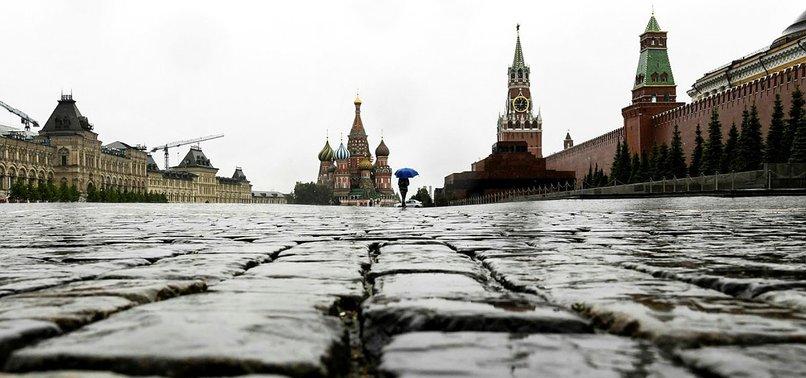 MOSCOW EASES LOCKDOWN DESPITE HIGH VIRUS CASELOAD