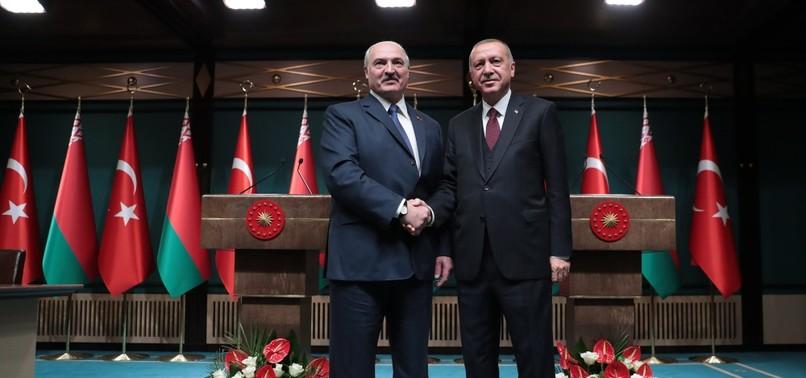 TURKEY, BELARUS AIM TO BENEFIT FROM BROADER ECONOMIC EXCHANGE