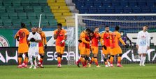 Galatasaray hammer Rizespor 4-0 in Super League clash