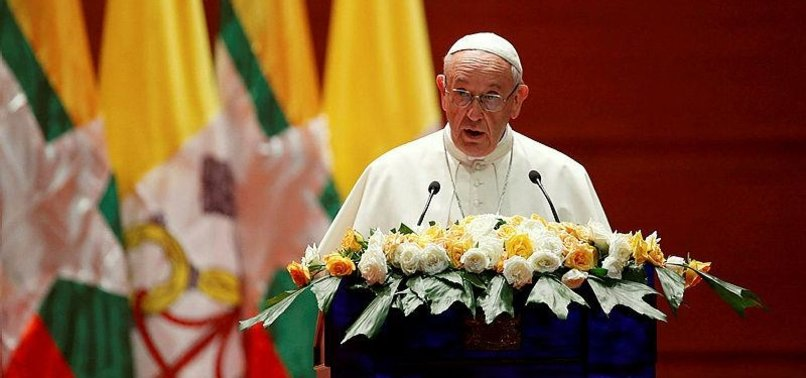 POPE CALLS MOSQUE SHOOTINGS IN NEW ZEALAND SENSELESS ACTS OF VIOLENCE