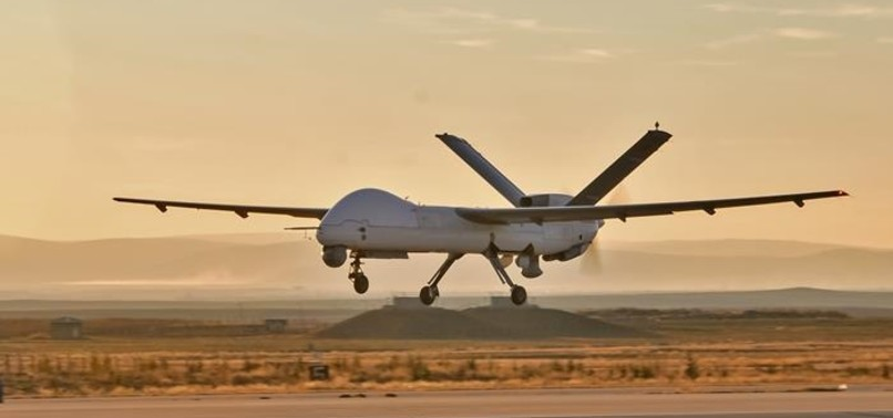 TURKISH DEFENSE GIANT TAIS SECOND DRONE TO MAKE FIRST FLIGHT THIS YEAR