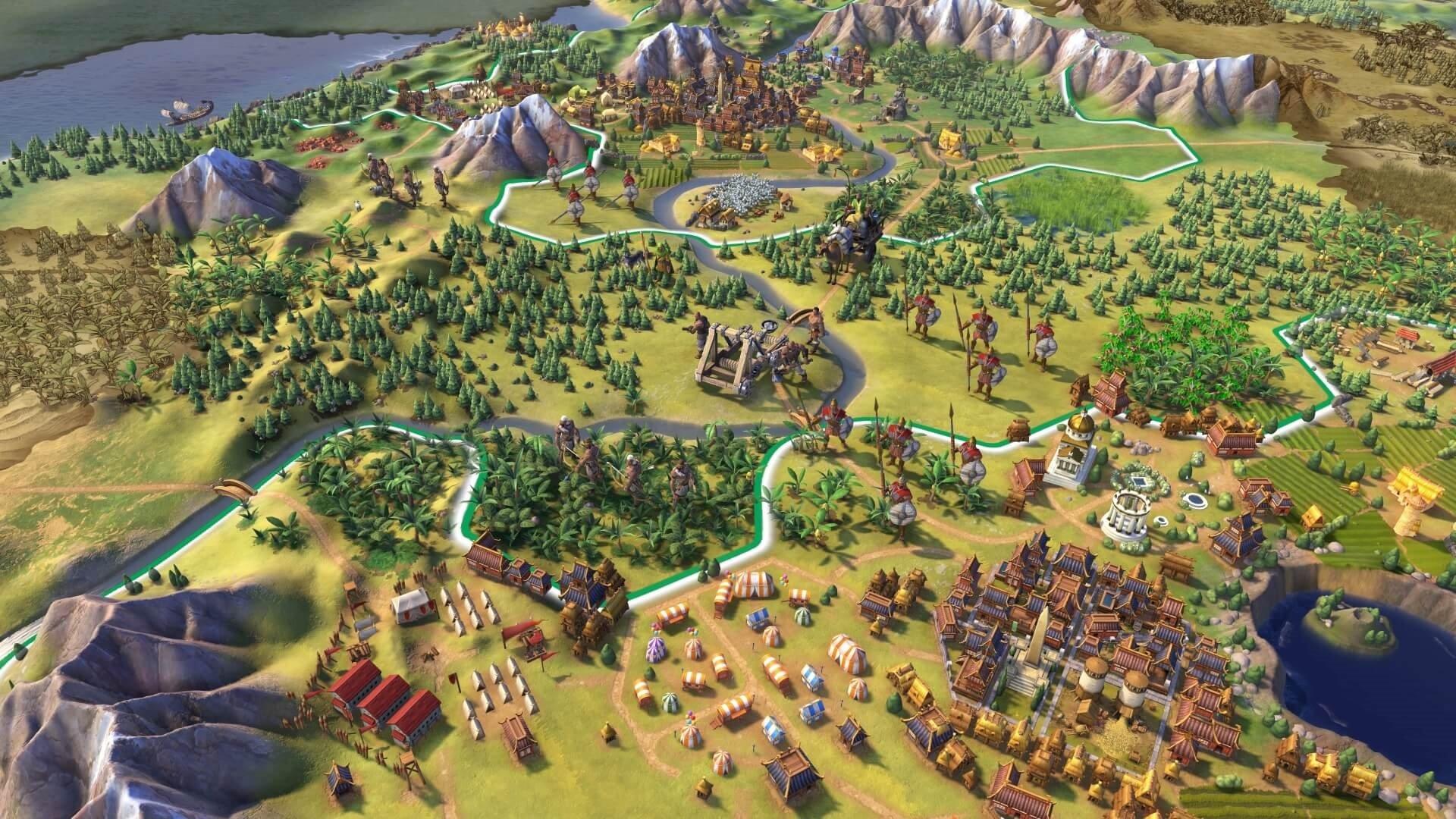 EPİC GAMES'TEN HAFTANIN ÜCRETSİZ OYUNU: CİVİLATİON 6