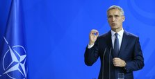 NATO chief Stoltenberg warns of strains over alliance's future