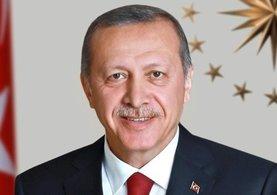 Cumhurbaşkanı Erdoğan'dan Mahmud Abbas'a tebrik