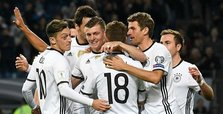 Germany stay top of FIFA rankings, Spain, Swiss make gains