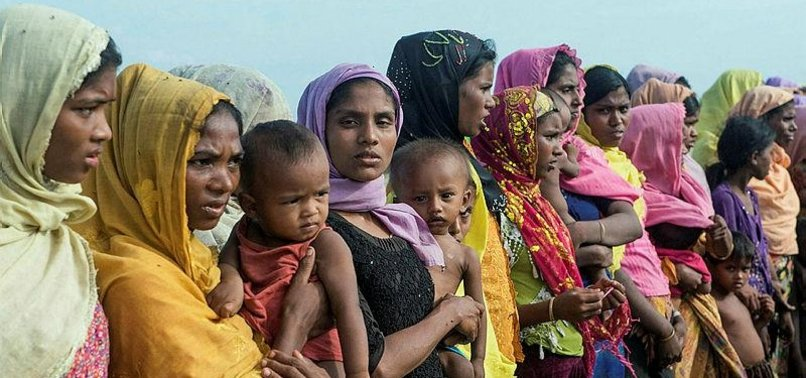 HALF A MILLION CHILDREN AT ROHINGYA CAMPS TARGETED IN VACCINE DRIVE