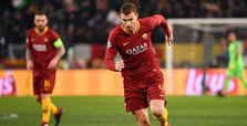 Roma extend Dzeko's contract until 2022