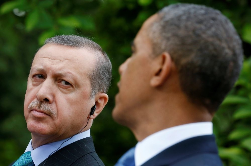 In spite of President Erdou011fanu2019s conversation with Obama, in which he offered a Turkish-U.S. operation to retake Raqqa, Washington sided with the YPG on the ground.