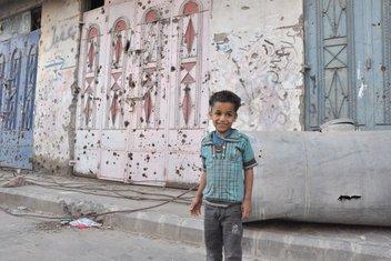 Yemende iç savaşın acı izlerini taşıyan Cehmaliyye