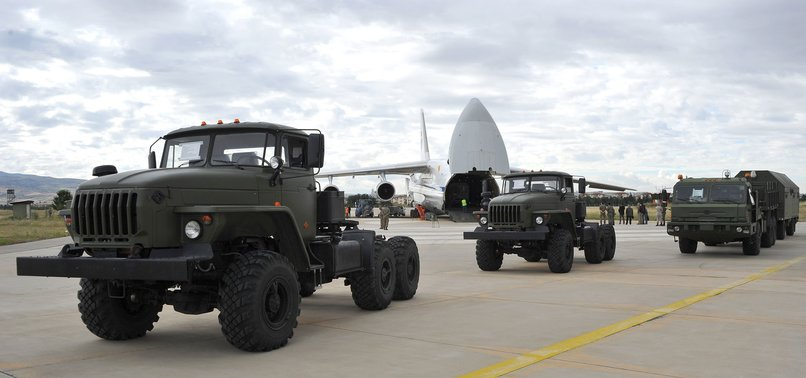 TURKISH FORCES BEGIN TRAINING FOR S-400 DEFENSE SYSTEMS