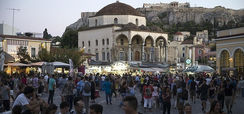 GREECE CAUSES OUTRAGE OVER VIOLATION OF MUSLIM COMMUNITYS RIGHTS