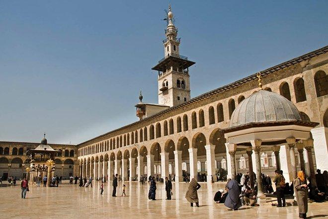 Emevî Camii / Şam, Suriye