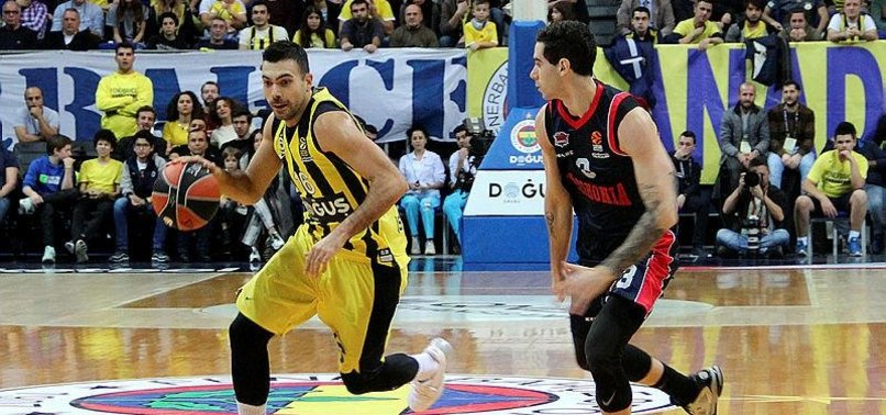 FENERBAHÇE BEAT BASKONIA, NUNNALLY INJURED