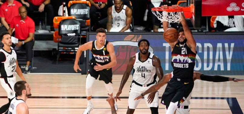 RESILIENT NUGGETS BEAT CLIPPERS, FORCE GAME 7