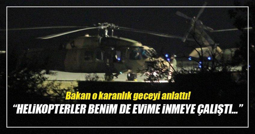 Bakan Çavuşoğlu: Darbe girişimi başarılı olsaydı hepimizi katledeceklerdi