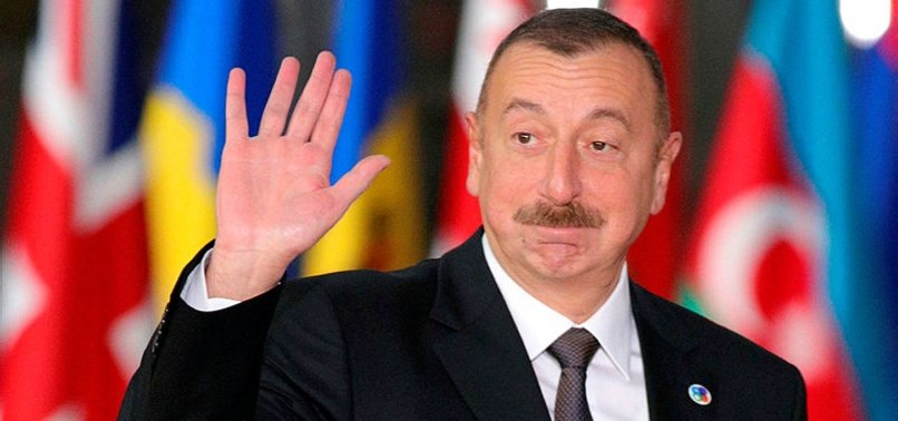AZERBAIJANI, ARMENIAN LEADERS TALK KARABAKH CONFLICT