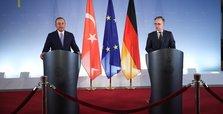 Turkish, German top diplomats discuss Azerbaijan-Armenia row