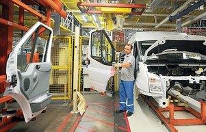 Ford Otosandan, yılda 800 bin araç ve 250 bin batarya hedefi