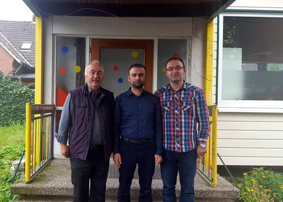 Almanyada kreş sorununu DİTİB camisi çözdü
