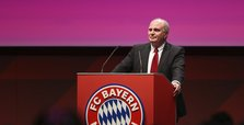 Uli Hoeness steps down from Bayern Munich helm