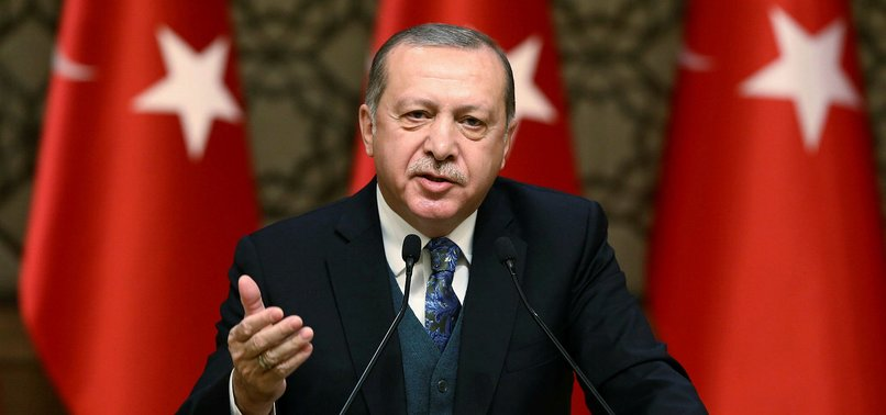 PRESIDENT ERDOĞAN AIMS TO MAKE TURKEY ONE OF TOP 10 COUNTRIES