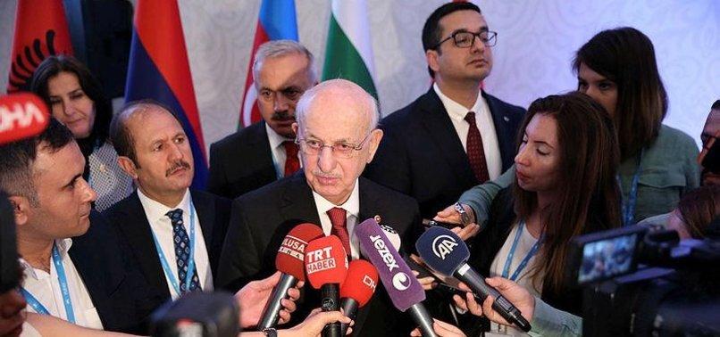 ANKARA URGES INTERNATIONAL COMMUNITY TO SLAM GAZA KILLINGS