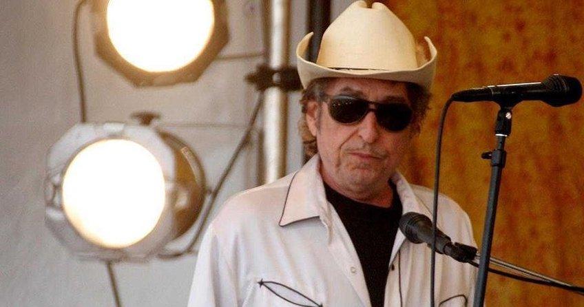 Bob Dylanın otel odasının kapısı 100 bin dolara satıldı