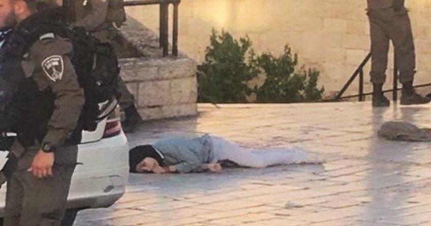Fatıma, işgal altındaki Doğu Kudüs'te vahşi muamelelerine maruz kalmıştı