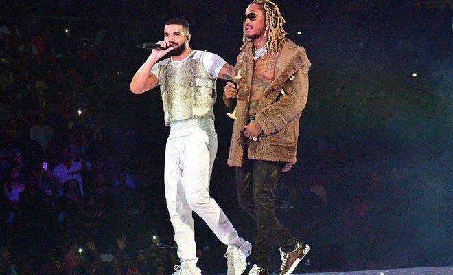 Drake ve Future İşbirliği Yolda