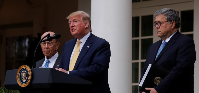 TRUMP BACKS DOWN ON CITIZENSHIP QUESTION FOR US CENSUS