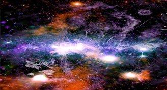 NASA Samanyolu Merkezinin Mozaik Görseli Yayınlandı