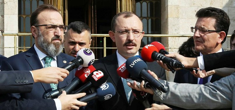 TURKEYS RULING-AK PARTY SHARES NEW JUDICIAL REFORM PACKAGE