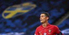 Ronaldo still positive for coronavirus